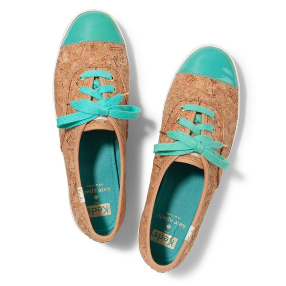 78018abef5d54 kate spade Shoes - Kate Spade x Keds Champion Cork Shoe